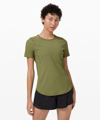Sculpt Short Sleeve