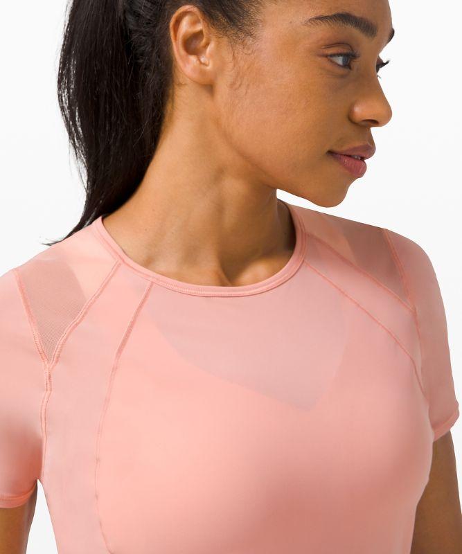 Sculpt Short Sleeve