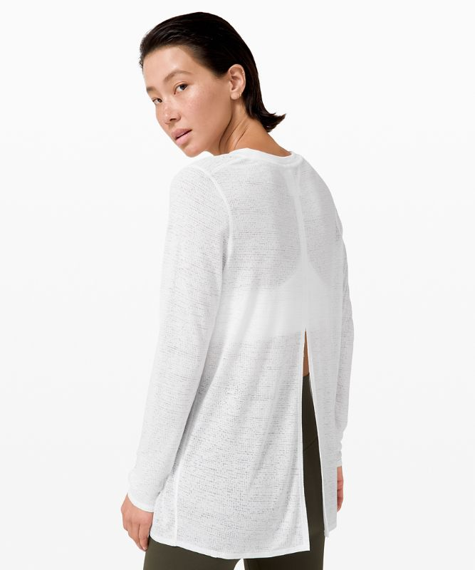 Uncovered Tall Long Sleeve *Tie