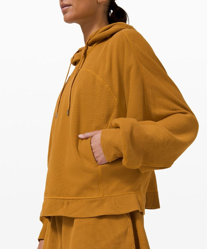 Mellow In Hoodie *Waffle