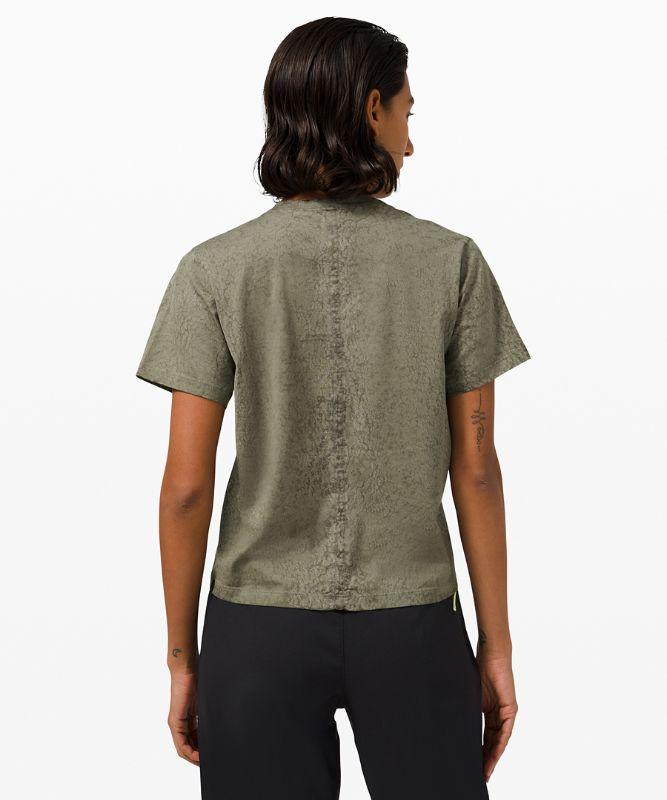 Skreppa Short Sleeve *lululemon lab