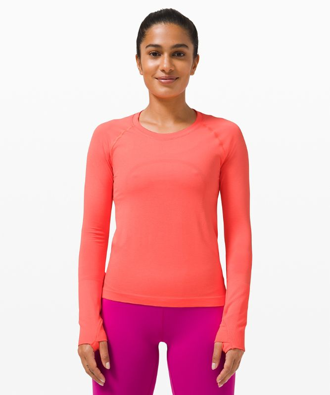 Swiftly Tech Long Sleeve 2.0 *Race Length