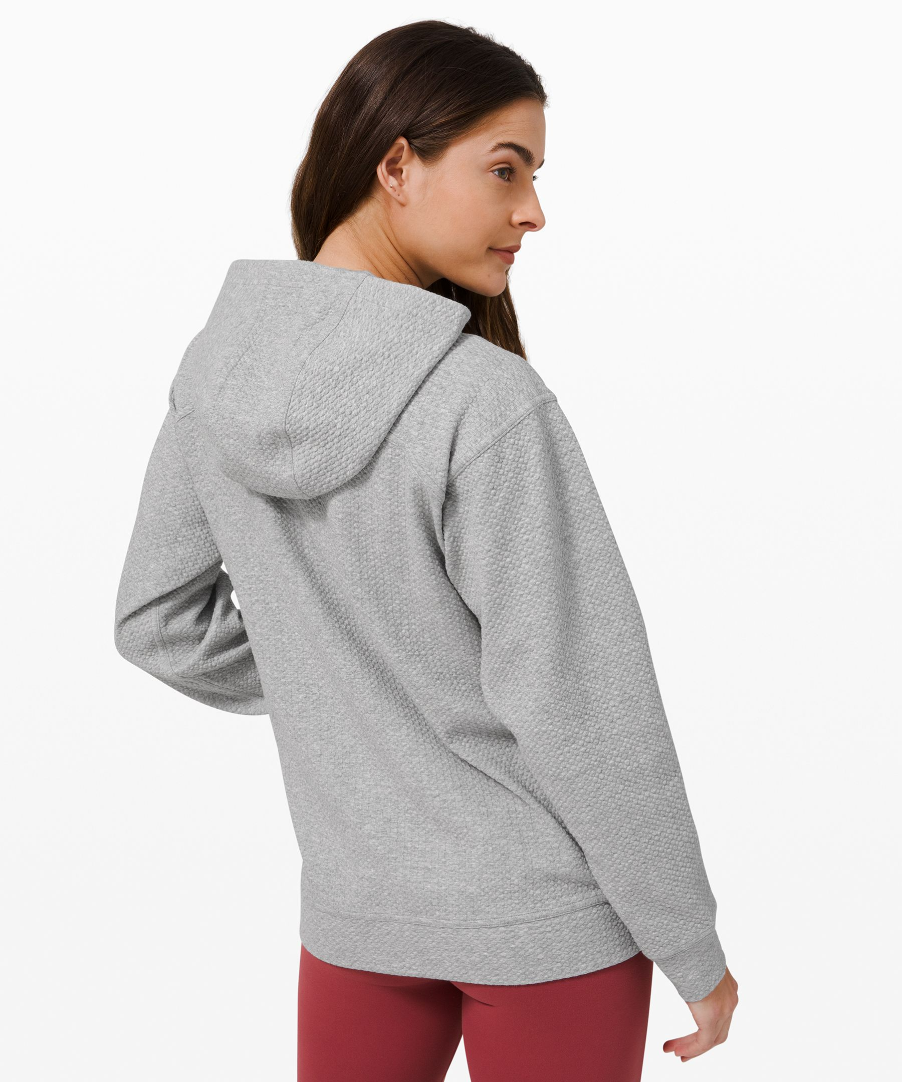 All Yours Zip Hoodie *Bubble Dot