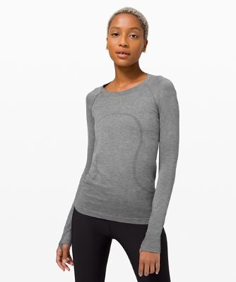 Swiftly Tech Long Sleeve 2.0  *Shine