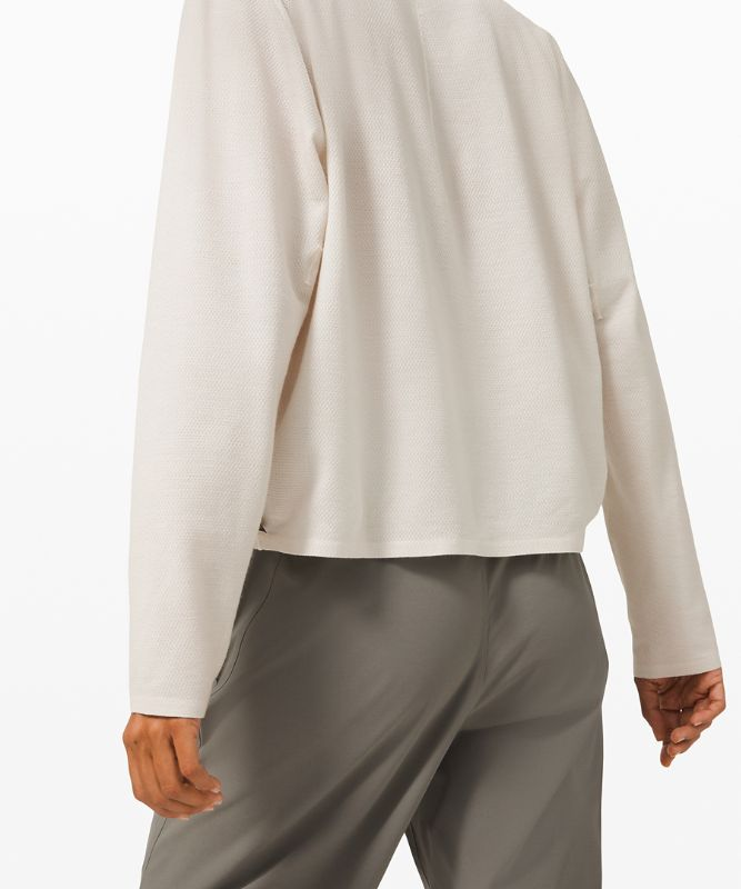 Sarvada Mock Neck *lululemon lab