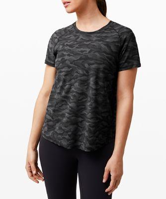 Quick Pace Kurzarm-Shirt