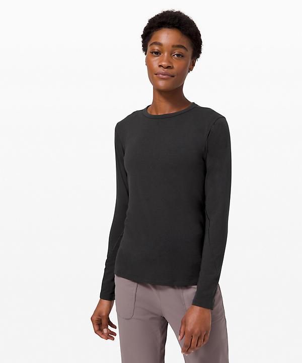 Hold Tight Long Sleeve Wool | Women's Long Sleeve Shirts