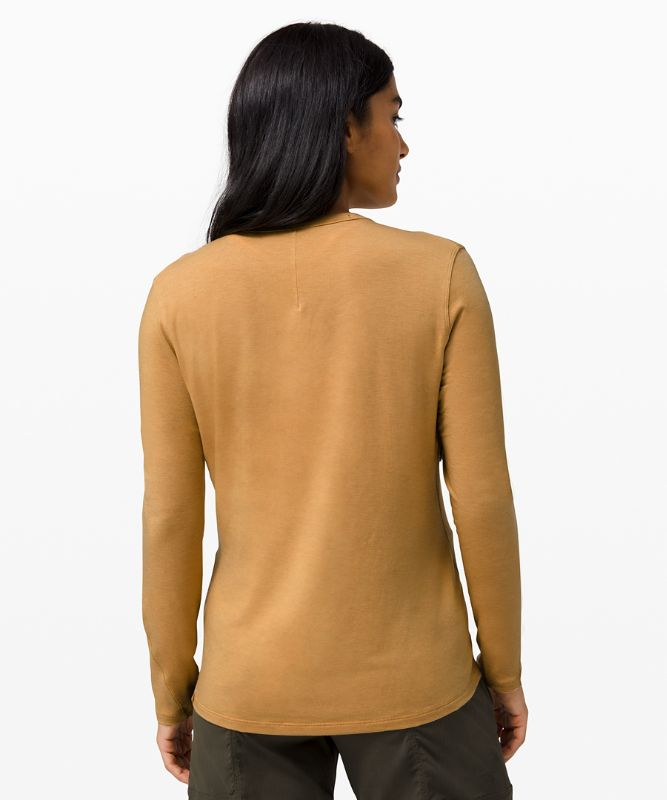 Hold Tight Long Sleeve