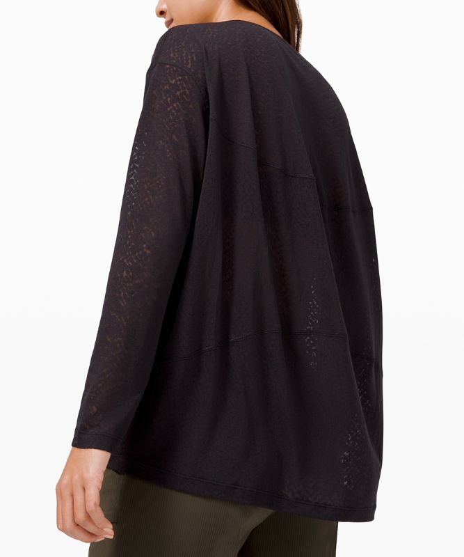 Back In Action Long Sleeve *Veil