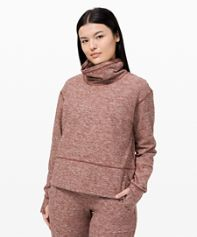 Ready to Rulu Fleece Pullover
