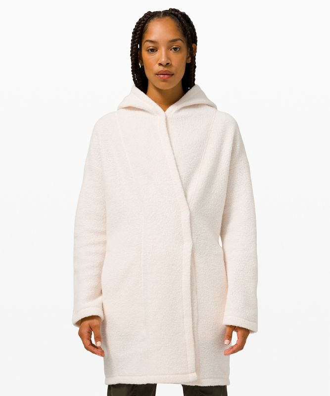 Held in Warmth Sherpa Jacket
