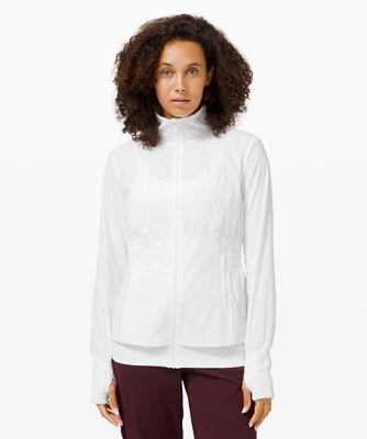 사이츠 씬 재킷, WHITE