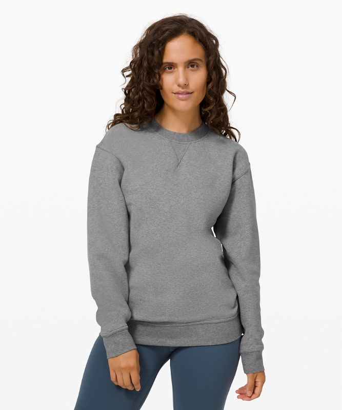 Pull col rond All Yours *Fleece