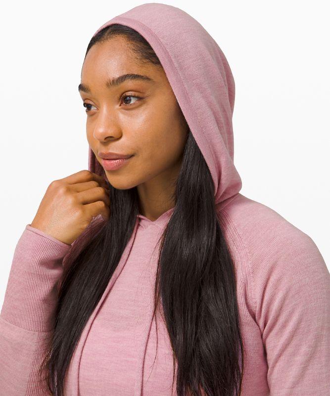 Sit in Lotus Hoodie Sweatshirt