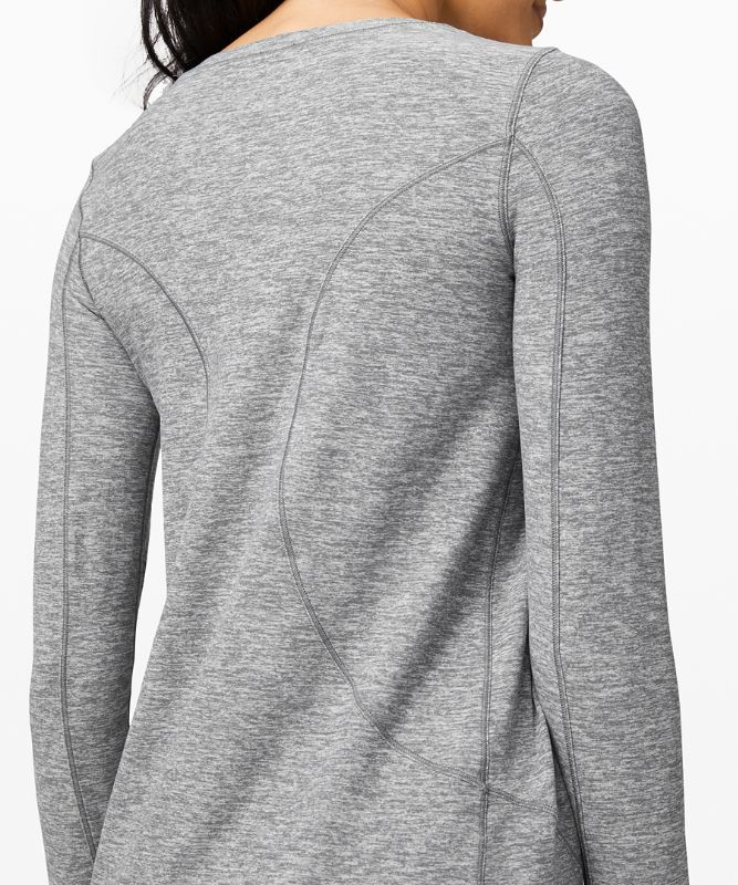 Curve and Swerve Long Sleeve