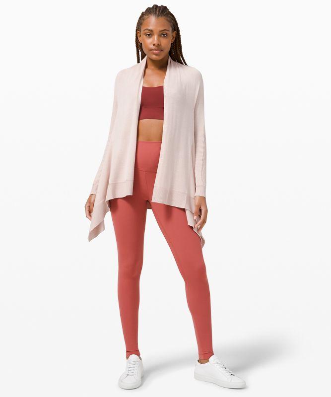 Cashlu™ Knit Wrap
