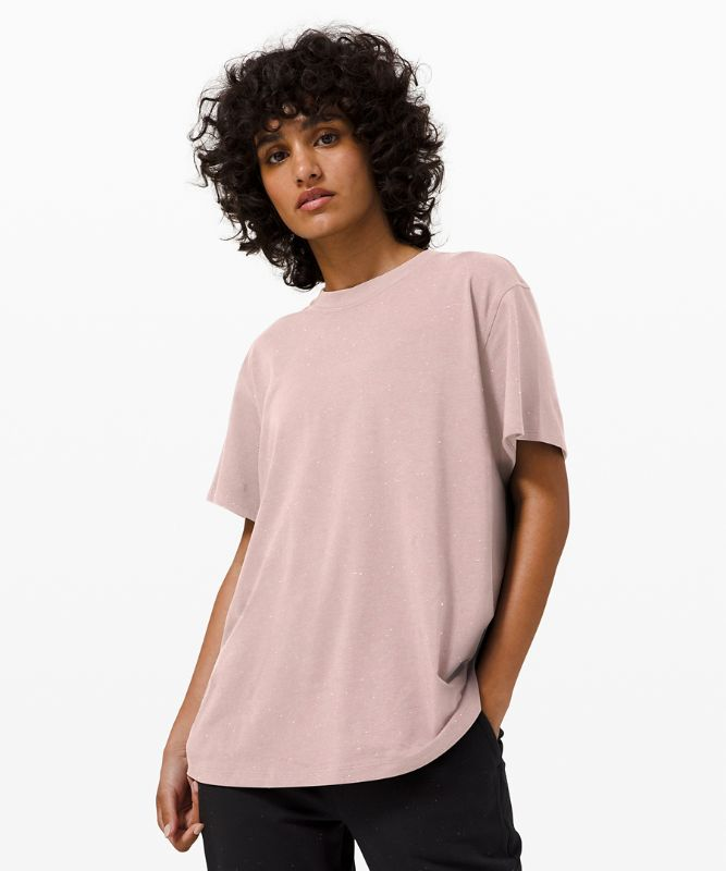 T-shirt boyfriend All Yours LA