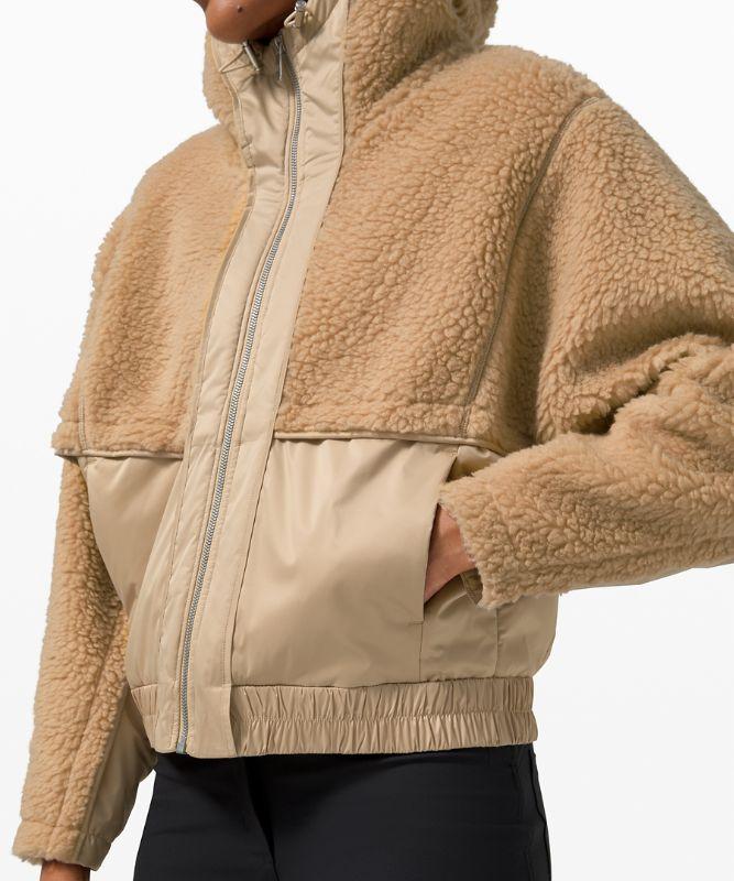 Sherpa and Shine Jacket