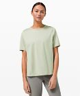 Relaxed Fit Cotton Tee