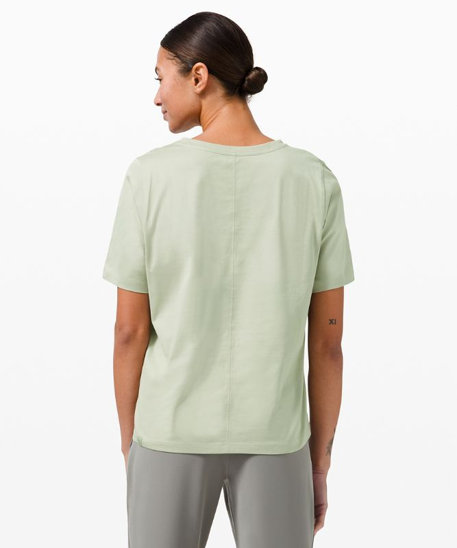 Relaxed Fit Organic Cotton Tee