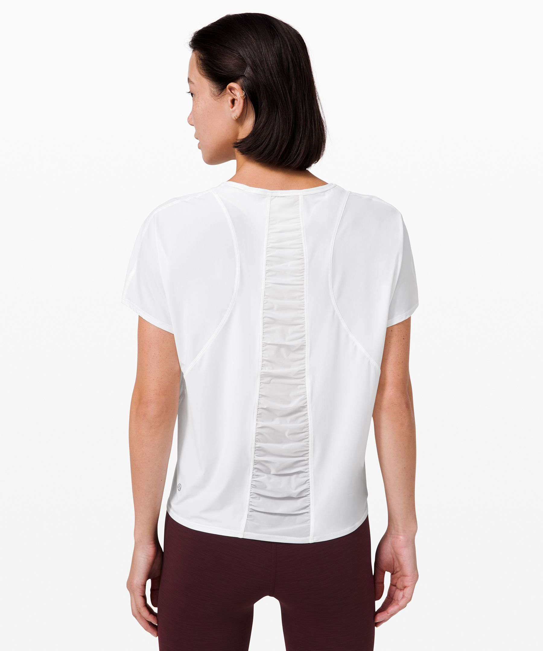 Mesh with Me Short Sleeve