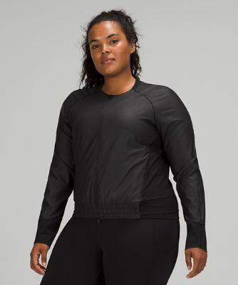 Lightweight Run Jacket *Emboss