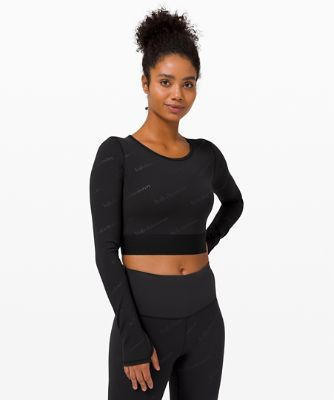 Wunder Train Cropped Long Sleeve *Special Edition