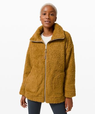 Oh So Sherpa Jacket