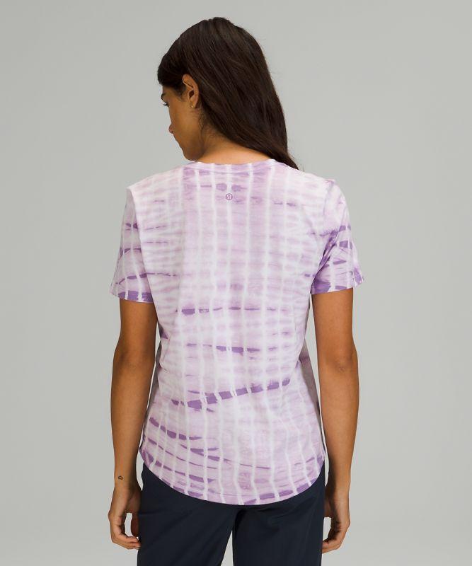 T-shirt col rond Love *Tie Dye