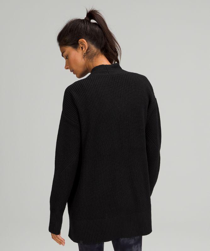 Cashlu™ Sweater Wrap