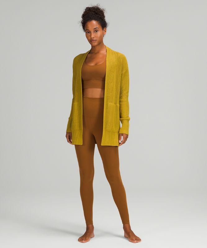 Cashlu Sweater Wrap