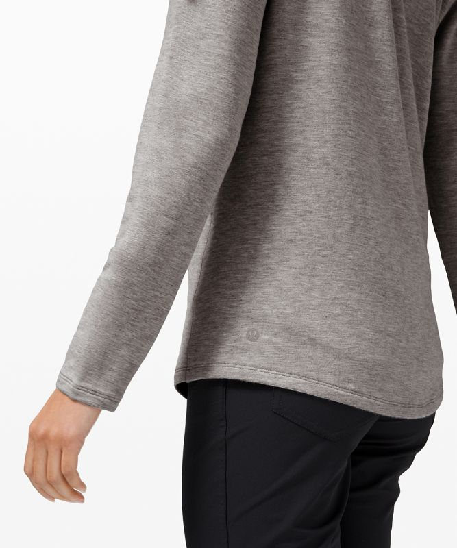 Ever Ready Long Sleeve *Brushed Modal