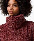 Warm Restore Sherpa Pullover