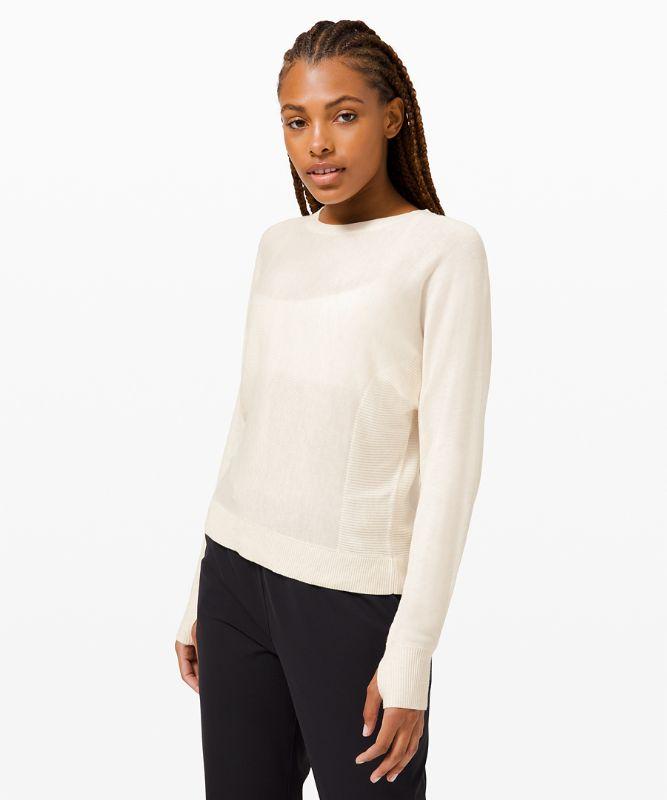 Cashlu™ Knit Pullover