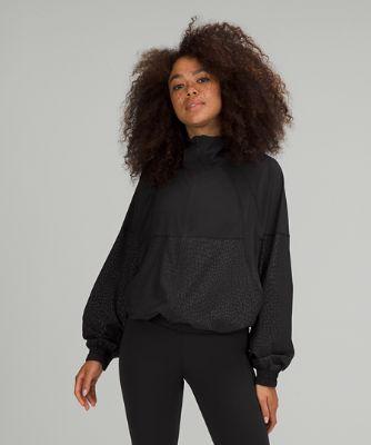 인 뎁스 재킷 *엠보싱, BLACK