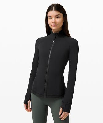 Nulu™ 폴드 집 재킷, BLACK