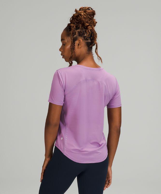 High Neck Running and Training T-Shirt