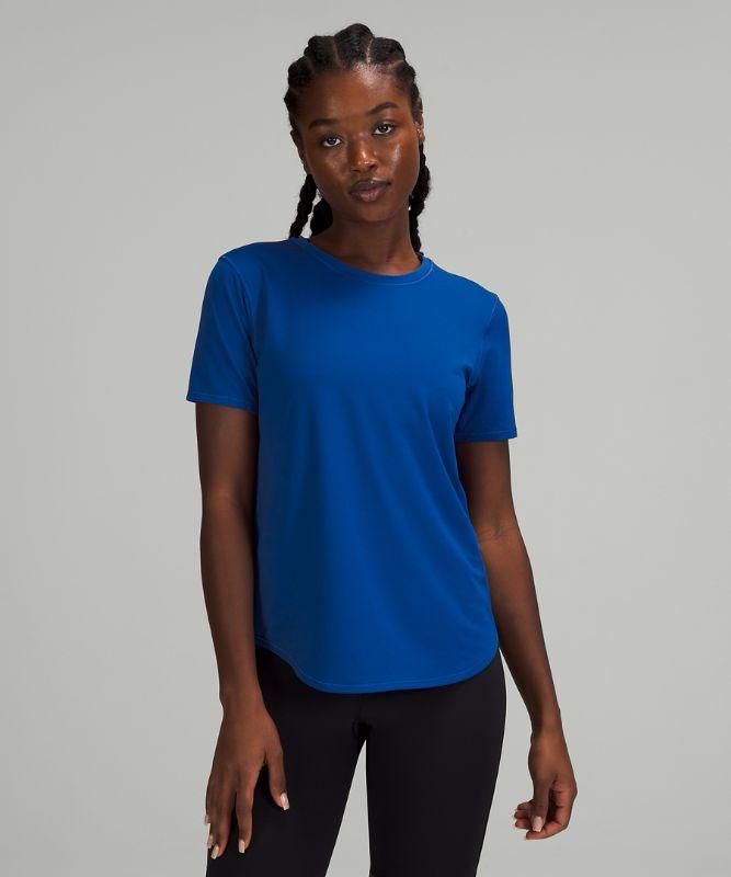 T-shirt à encolure haute Run and Train
