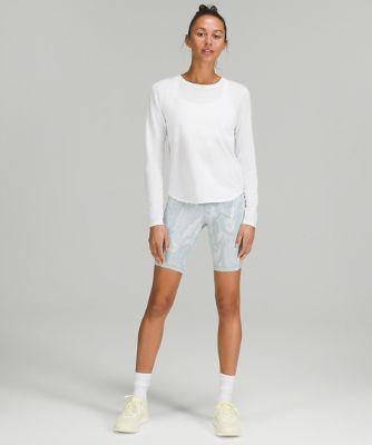 Hochgeschlossenes Langarmshirt für Laufen und Training