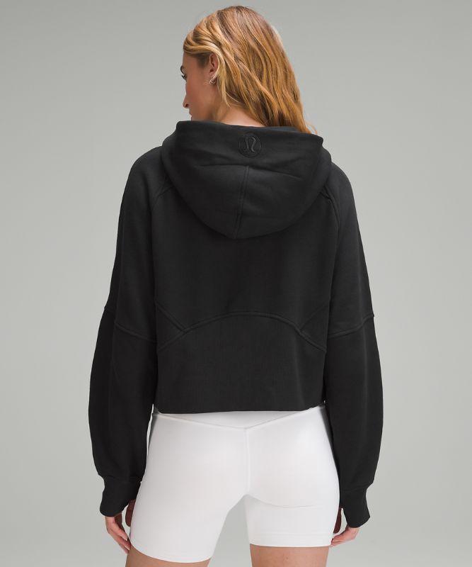 Scuba Oversized Full Zip