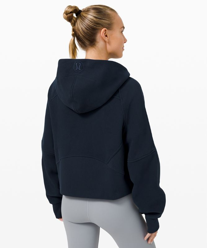 Scuba Oversized Full Zip