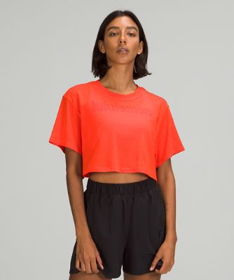 All Yours Cropped T-Shirt *Graphic