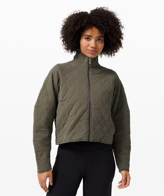 Quilted Calm Jacke