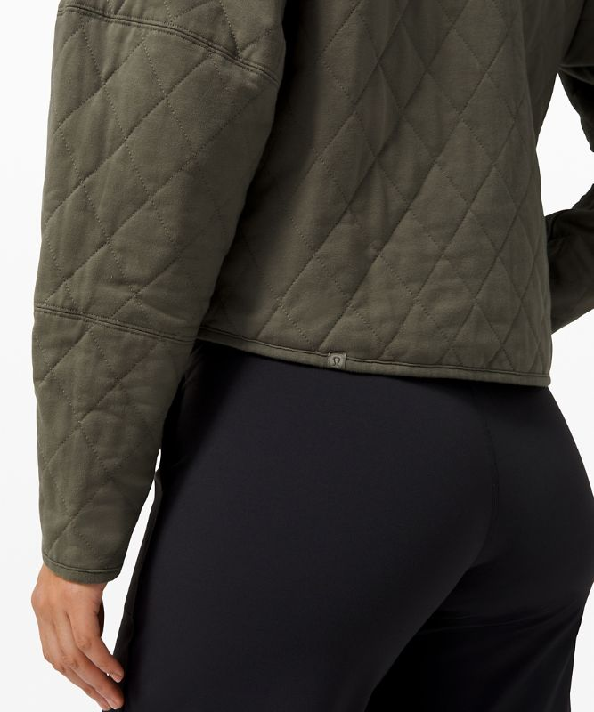 Quilted Calm Jacket