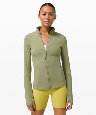 Nulu™ 폴드 집 재킷, ROSEMARY GREEN