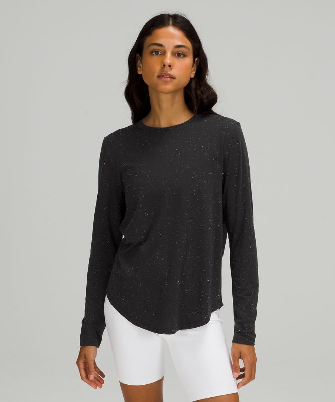 Love Long Sleeve Shirt *Slub