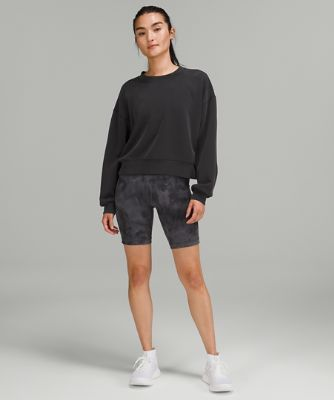 Perfectly Oversized Cropped Crew Softstreme™