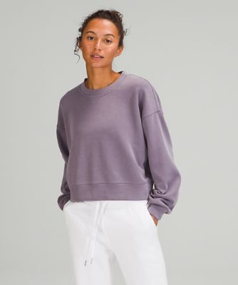 Perfectly Oversized Crop Crew *Softstreme™