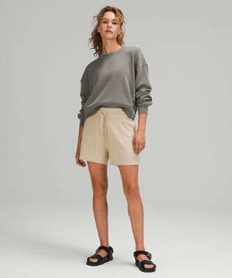 Pull court col rond Perfectly Oversized *Softstreme™
