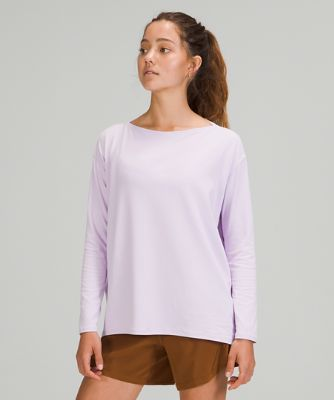 Back in Action Long Sleeve Shirt *Nulu